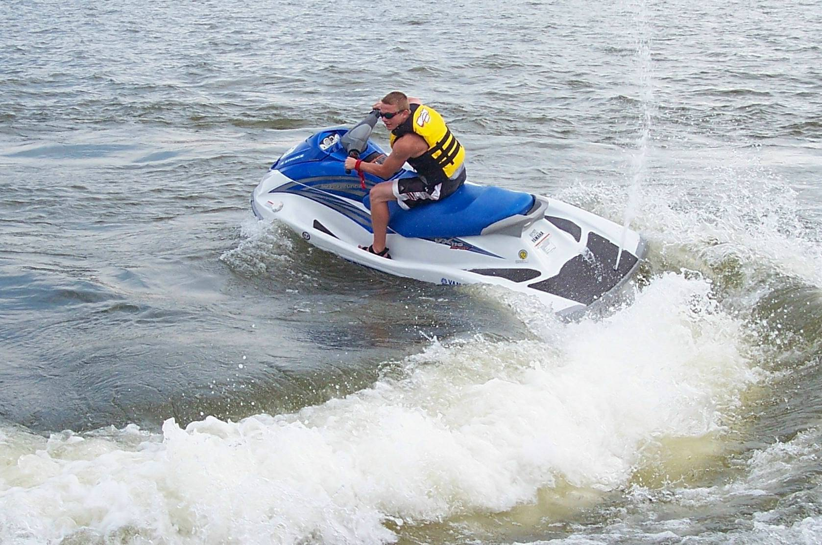 jet ski Wildwood waverunners riding with us is the perfect way to beat the heat,  quench your need for speed, and hang loose with family and friends jet ski.